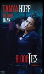 Blood Bank by Huff, Tanya