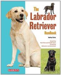 The Labrador Retriever Handbook by Pavia, Audrey