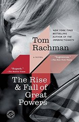 The Rise & Fall of Great Powers by Rachman, Tom