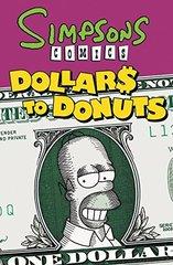 Simpsons Comics Dollars to Donuts by Groening, Matt