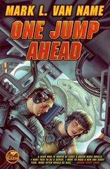 One Jump Ahead by Name, Mark L. Van