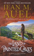 The Land of Painted Caves by Auel, Jean M.