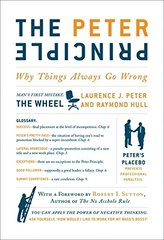 The Peter Principle: Why Things Always Go Wrong by Peter, Laurence J./ Hull, Raymond