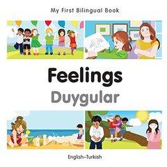 Feelings/ Duygular: English-Turkish by Milet Publishing (COR)/ San Bortecin, Hakan (CON)