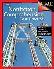 Nonfiction Comprehension Test Practice Level 4 by Prior, Jennifer Overend