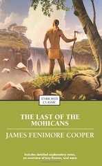 The Last of the Mohicans by Cooper, James Fenimore/ Lee, Michelle (CON)/ Johnson, Cynthia Brantley (EDT)