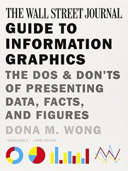 The Wall Street Journal Guide to Information Graphics: The Dos and Don'ts of Presenting Data, Facts, and Figures by Wong, Dona M.