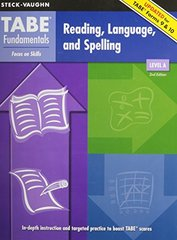 Reading, Language, and Spelling: Level A by Gathers, Victor (CON)/ Lentz, Brannon (CON)/ Pierre-pipkin, Jean (CON)